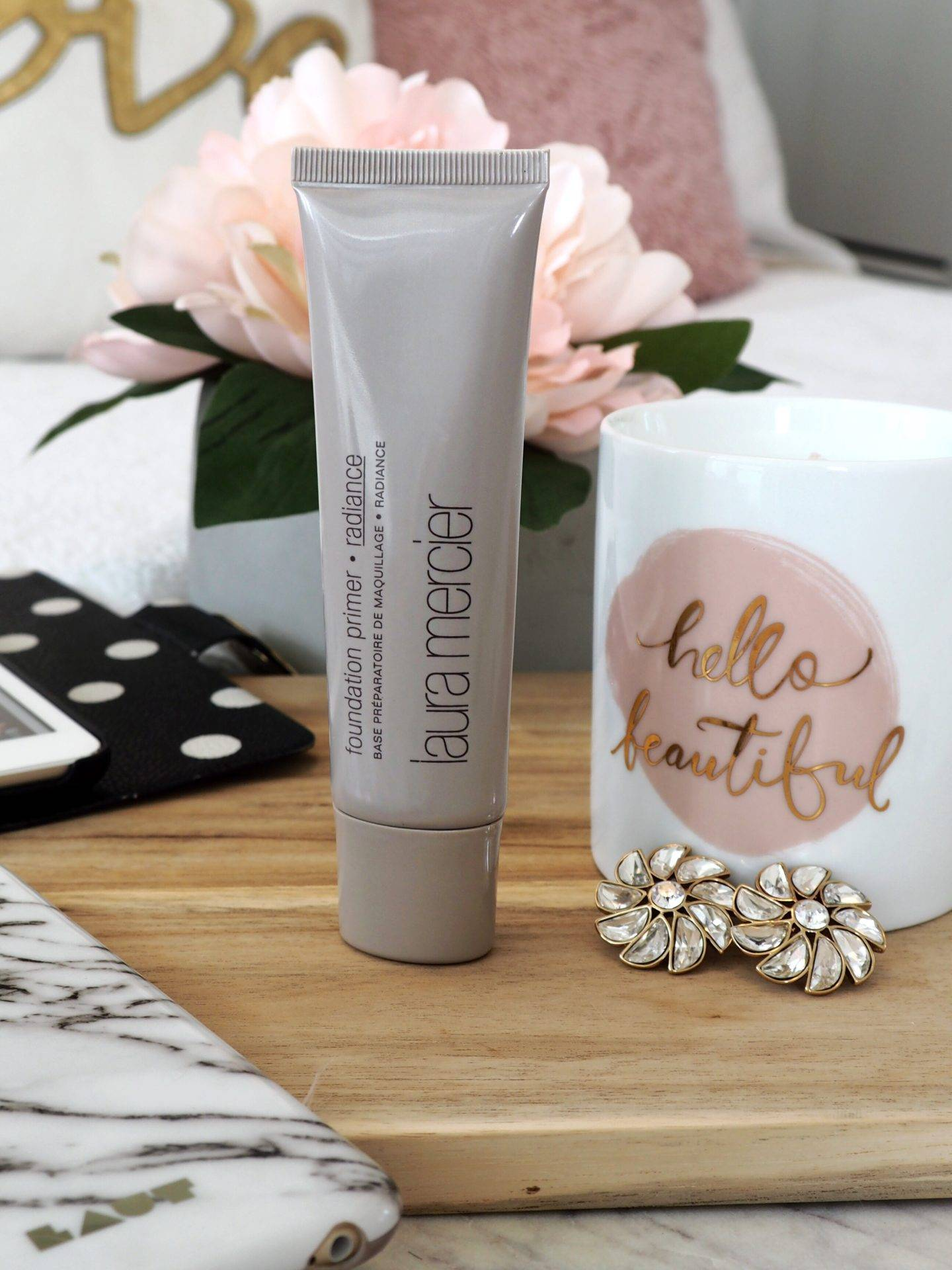 The Beauty Product You Need: Laura Mercier Radiance Primer