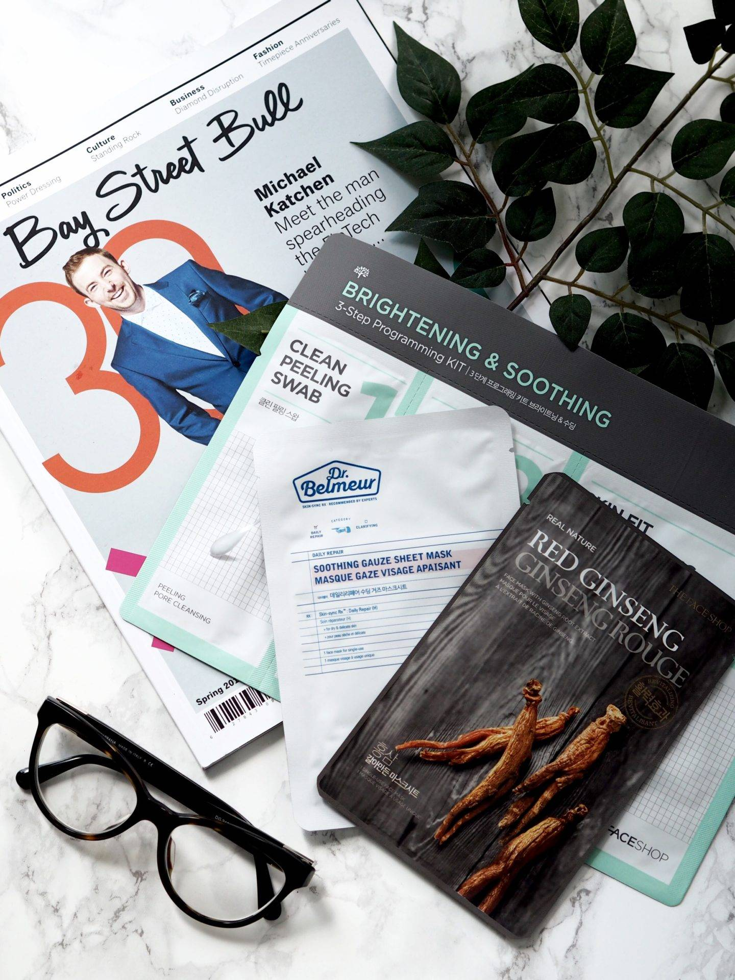 The Face Shop Face Mask Roundup